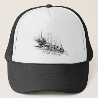 On The Fly - Fisherman's Fly Pattern Bait Trucker Hat