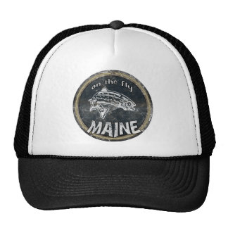 ON THE FLY MAINE MESH HAT