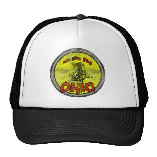 ON THE FLY OHIO HAT