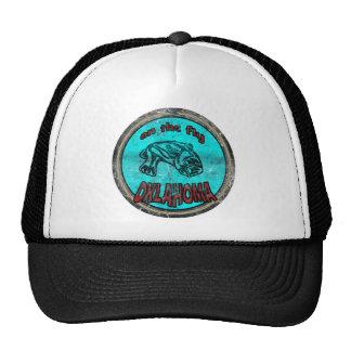 ON THE FLY OKLAHOMA TRUCKER HAT