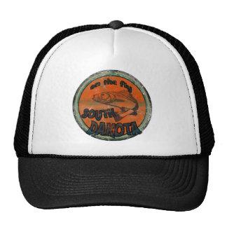 ON THE FLY SOUTH DAKOTA TRUCKER HATS