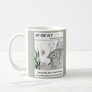 On The Fly -WTF mug