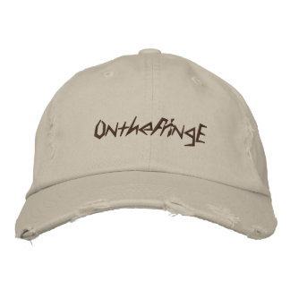 On the Fringe Official Merchandise Embroidered Hats