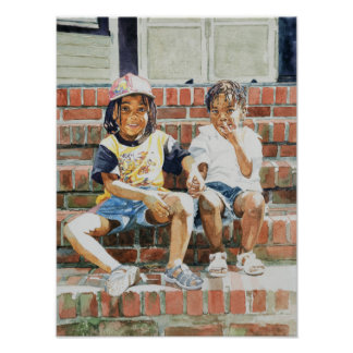 On the Front Step 2002 Poster