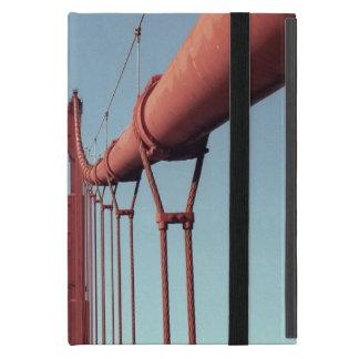 On The Golden Gate Bridge Covers For iPad Mini