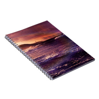 On the Horizon of the Infinite Fractalscape Notebook