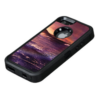 On the Horizon of the Infinite Fractalscape OtterBox Defender iPhone Case