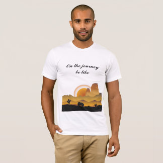 On the journey T-Shirt