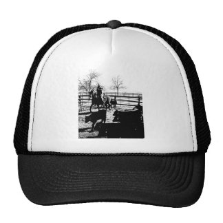 On the Leg Trucker Hat