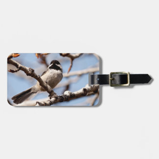 On the Lookout for Spring Luggage Tag