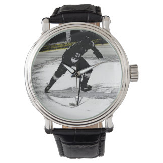 On the Move - Hockey Player Watch