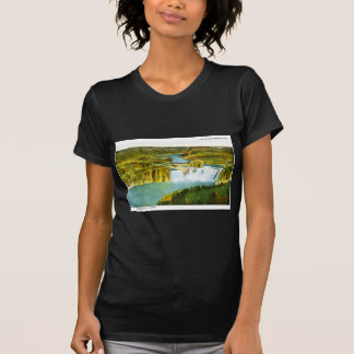 On the Old Oregeon Trail, Shoeshone Falls, Idaho T-Shirt