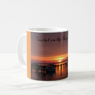 On The Rappahannock in Urbanna Virginia Coffee Mug