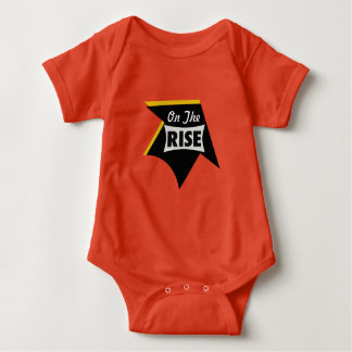 On the rise kids baby bodysuit