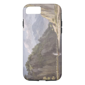 On the River Elbe, near Lowositz in Saxony, plate iPhone 7 Case