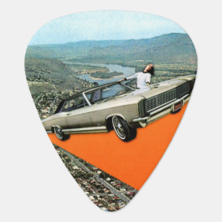 On the Riviera Guitar Pick