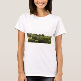On The Road In Tuscany Series T-Shirt