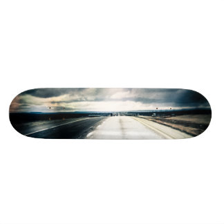 On the Road Style Skate Deck