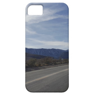 on the road to mt charleston nv iPhone 5 cover