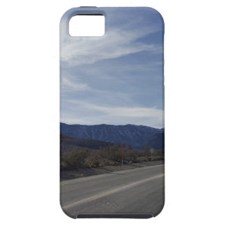 on the road to mt charleston nv iPhone 5 covers