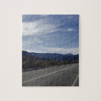 on the road to mt charleston nv jigsaw puzzle