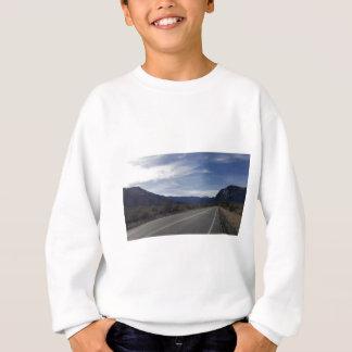 on the road to mt charleston nv sweatshirt