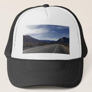 on the road to mt charleston nv trucker hat