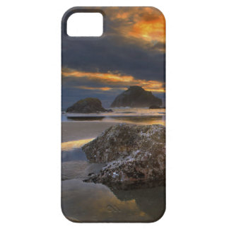 On the Rocks - Pacific Sunset iphone5 case