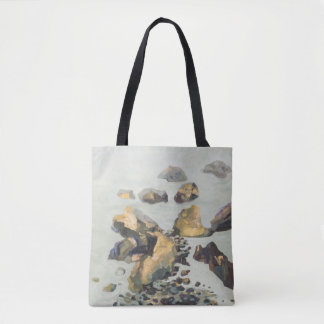 """On the Rocks"" Tote"