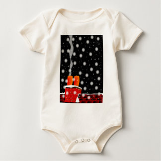 On The Roof Baby Bodysuit
