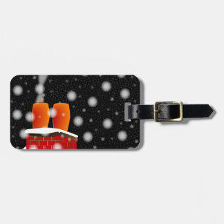 On The Roof Luggage Tag