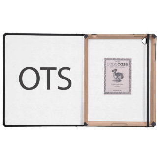 On The Scene -or- On The Spot -or- Off The Shelf a iPad Case