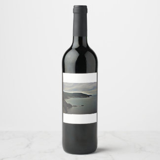On the Side of Capstick Wine Label