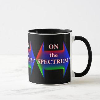 On the spectrum arrow seal mug