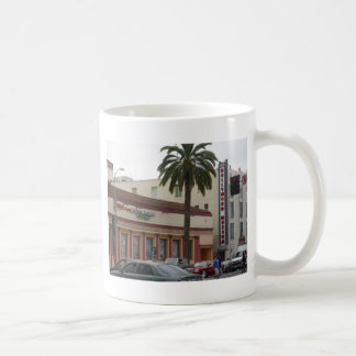 On the Streets of Hollywood Coffee Mug