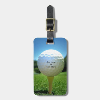 On The Tee Bag Tag