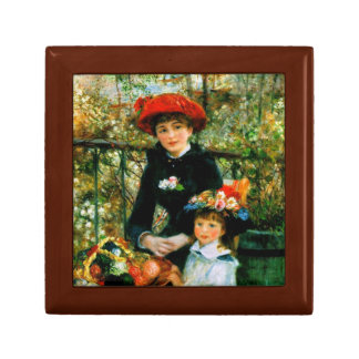 On the Terrace by Renoir Gift Box