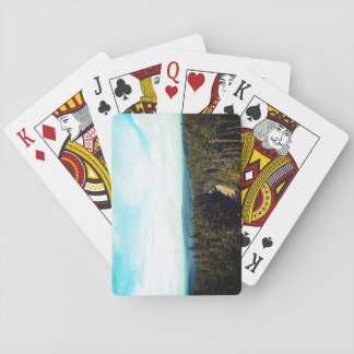 On the Top of The Mountain Playing Cards