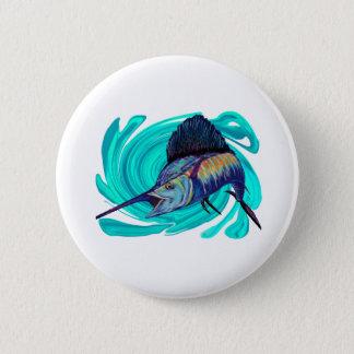 ON THE TRAIL 2 INCH ROUND BUTTON