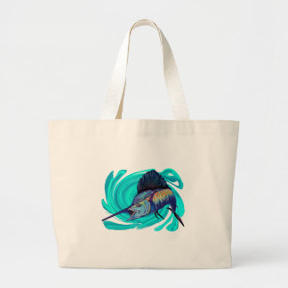 ON THE TRAIL LARGE TOTE BAG