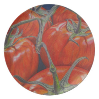 """On the Vine"" Plate"