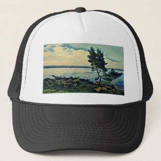 on the way to St Joseph Trucker Hat