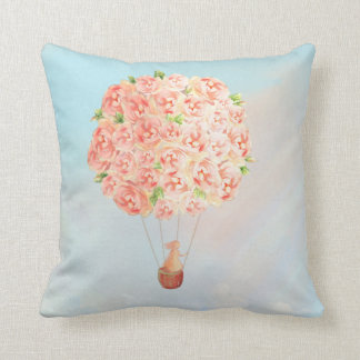 On the Way to the Dream Throw Pillow