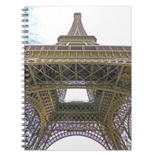 On the way to the top of the Eiffel Notebooks