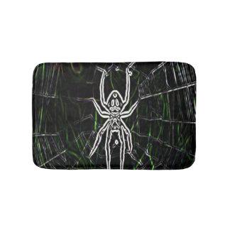 On The Web Bath Mat