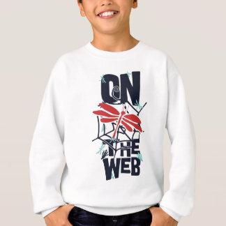 On The Web Sweatshirt