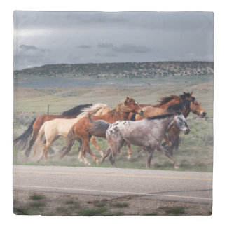 On the Wild Side Duvet Cover