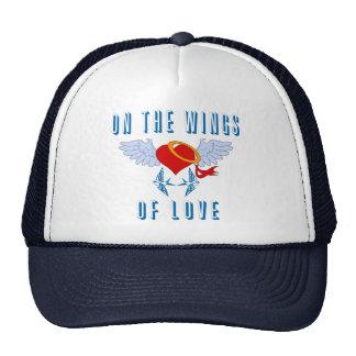 On The Wings Of Love Trucker Hat