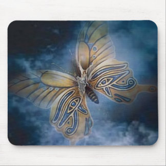 On Wings of a Butterfly Mousepad