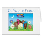 """ON YOUR """"1st EASTER"""" Card"""